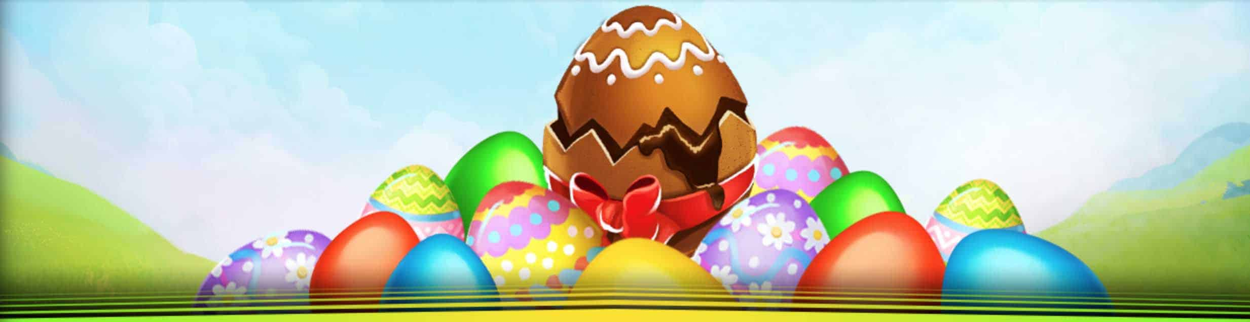 Win up to $100 in FreePlay per day until Easter at 888Casino!
