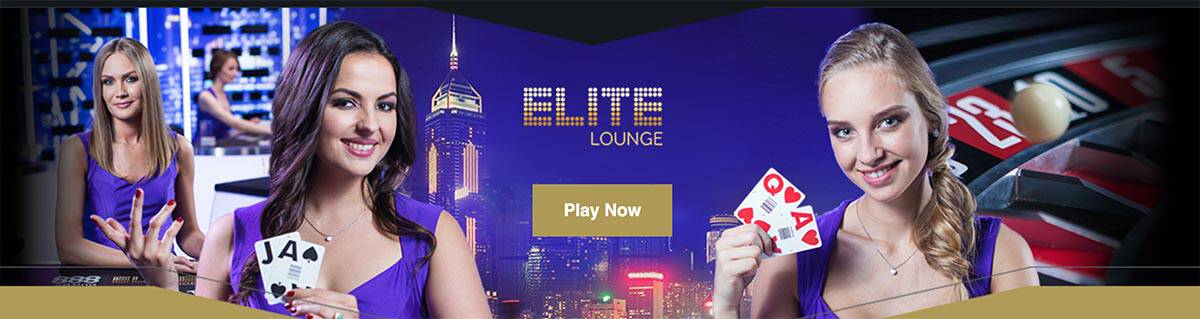 It's high roller heaven in the 888Casino VIP Casino Club.
