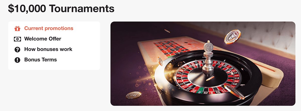 Win up to $3000 in an August LeoVegas roulette tournament