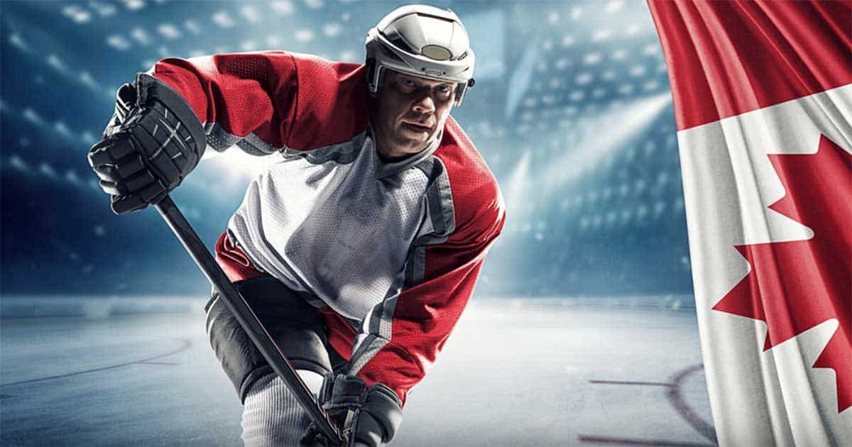 Your first bet on Team Canada is basically rizk-free thanks to Rizk Casino.