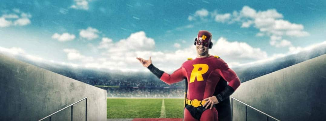 """Try your luck on sports betting """"rizk free"""" with Rizk Casino."""