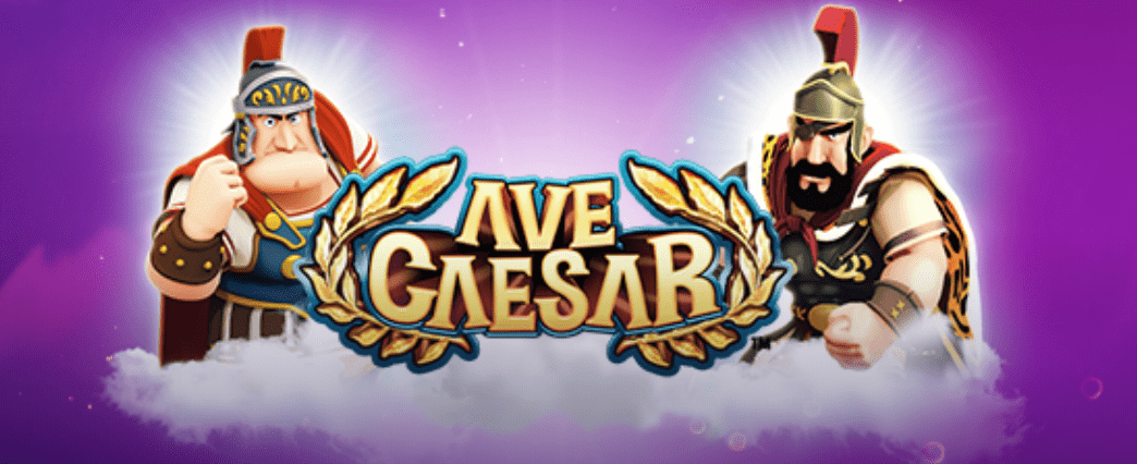 Ave Ceasar has made it to PartyCasino with a jackpot slot of 1000x!