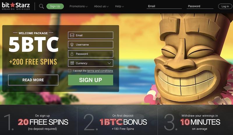 bitstarz bitcoin bonus