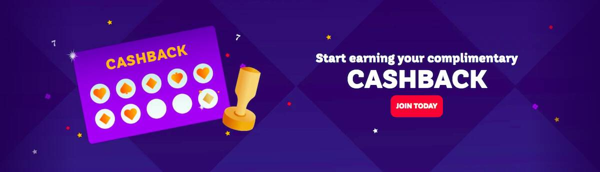PartyCasino's Cashback program let's you win on all bets regardless of the outcome.