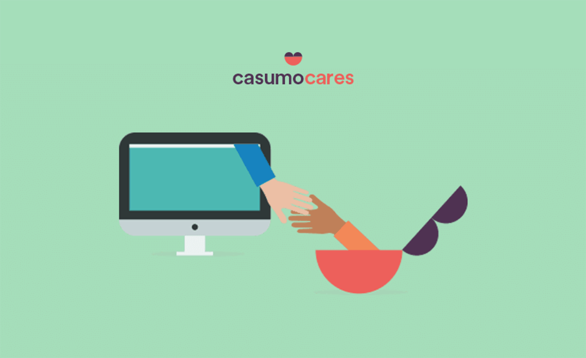 Casumo cares allowing users to set limits for themselves
