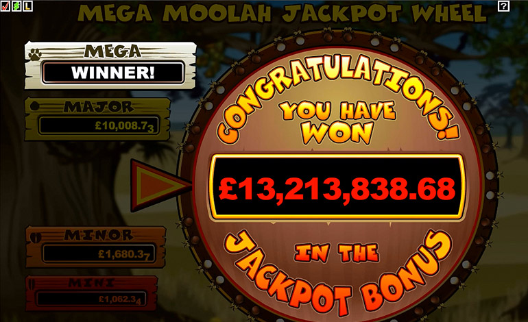 real money jackpot slot