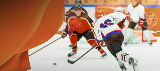 Love Hockey? Don't miss the rewards of betting in the LeoVegas Hockey League.