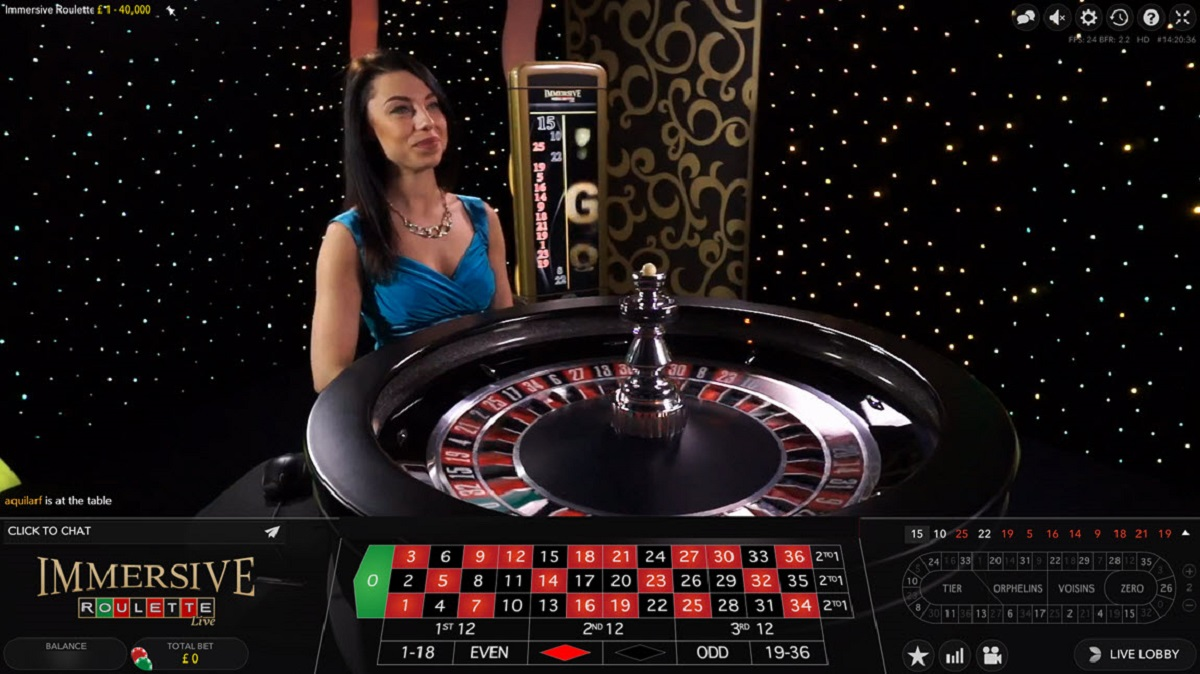 live dealer roulette online real money