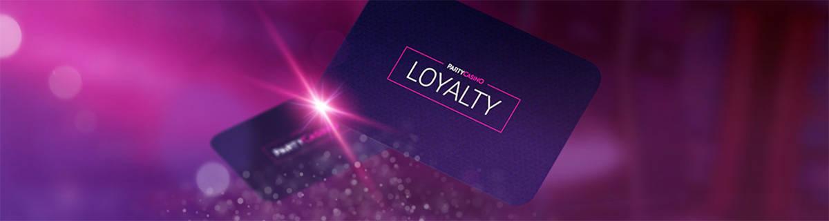 Earn even more playing your favourite games at PartyCasino with their loyalty program!