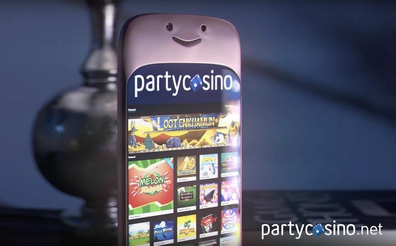 partycasino mobile gambling