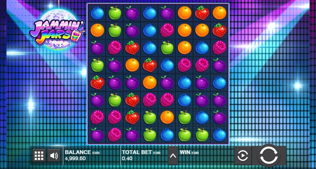Jammin Jars is one of many slot games that can be played for free.