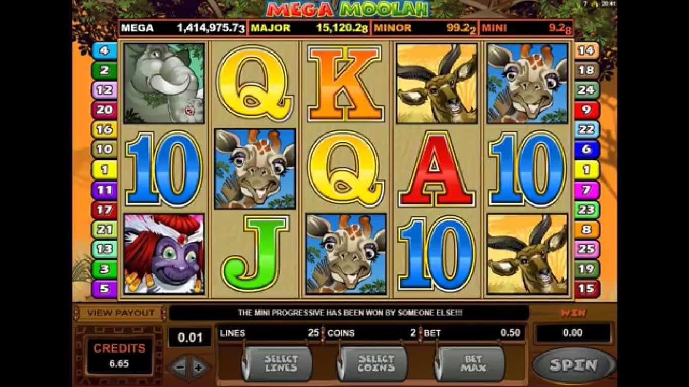 Mega Moolah is infamous for doling out seven and eight-figure jackpots to its players. Will you be next?