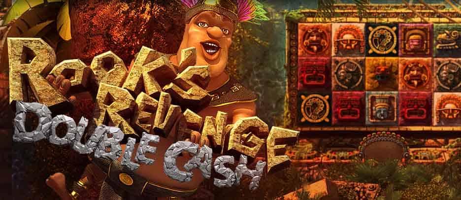 Double your win hitting jackpot at Rook's Revenge on BitStarz!