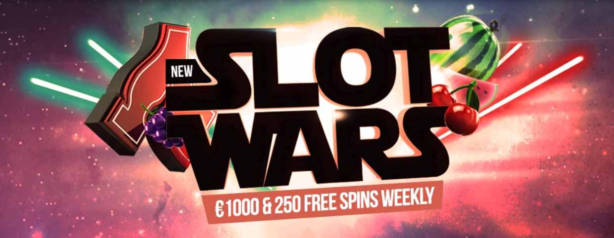 Calling all slots enthusiasts! Slot Wars Races by BitStarz is a weekly slots tournament with cash and free spins to win.
