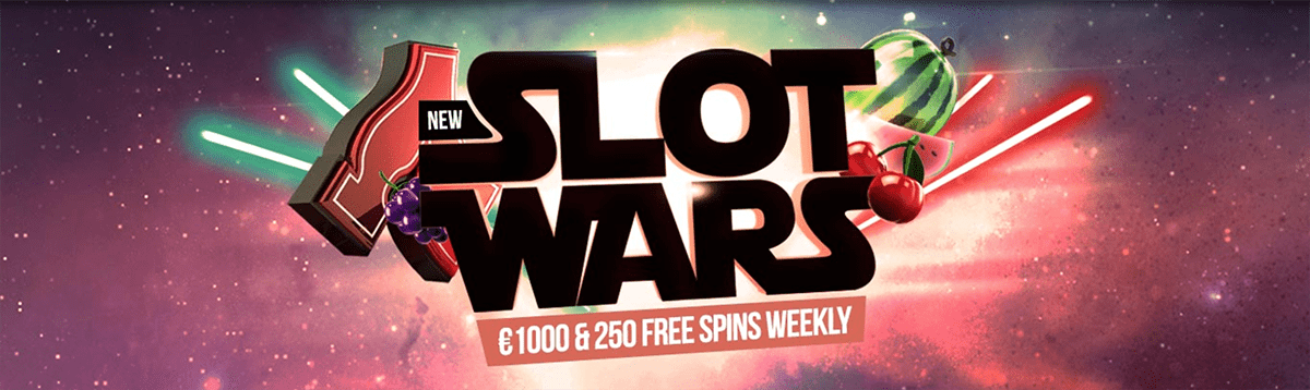 Take home your share of the ~$1500 up for grabs each week in the SLOT WARS tournament by Bitstarz.