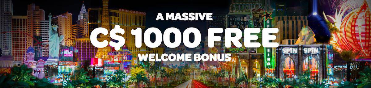 It pays well to be loyal with the Spin Casino Loyalty Program.