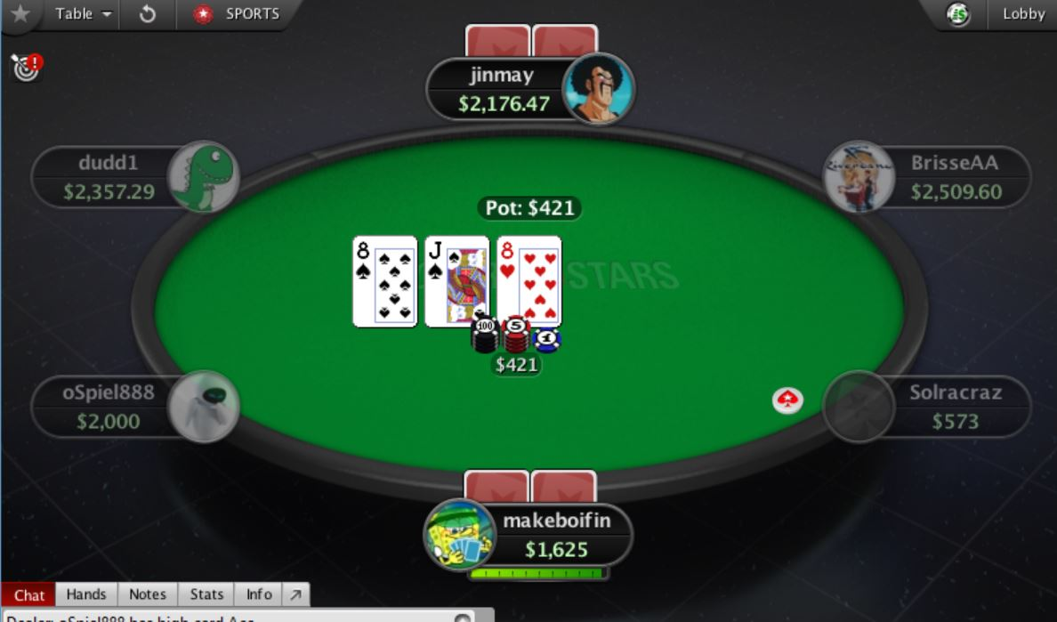 canadian real money poker online
