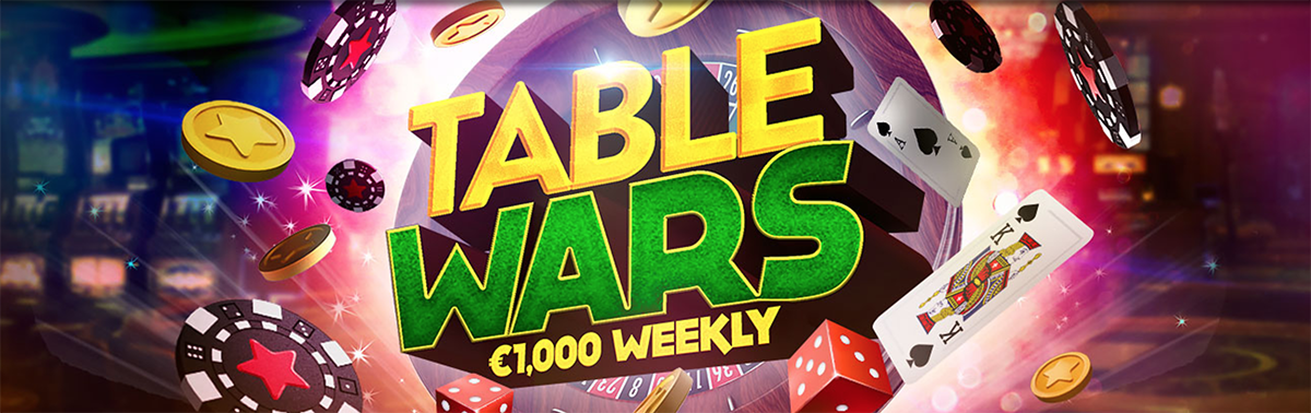 table wars - compete against fellow players