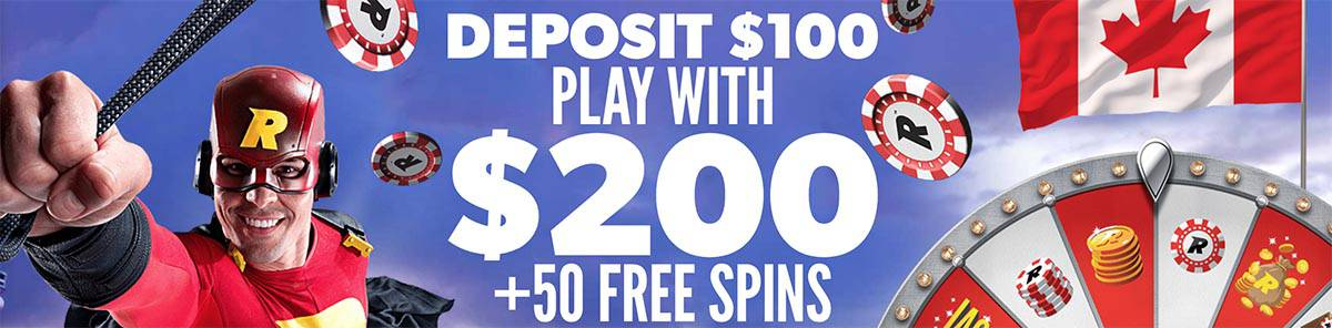 Chance to win $25 on a no-deposit bonus by Rizk Casino and play 'rizk free'!
